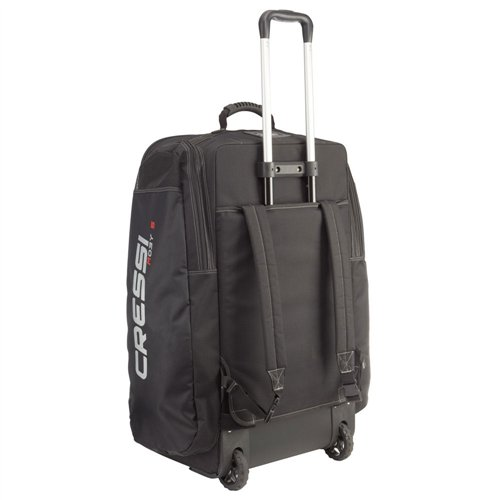 Strong Large Capacity Trolley Bag 115L with Backpack Straps | MOBY 5 by Cressi: quality since 1946
