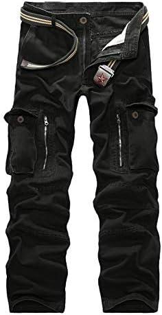 HNRLSL Pantalones Harem Cargo Bolsillos Laterales Streetwear Camo ...