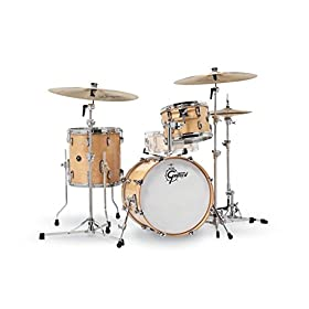 Gretsch Drums Renown 3-Piece Jazz Shell Pack - Gloss Natural 5