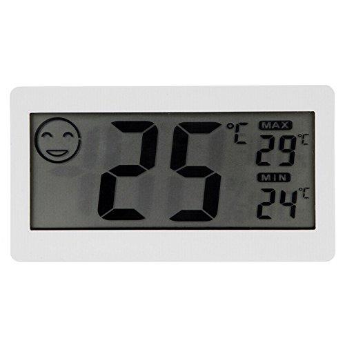 (Gabion(TM) Mini Digital Thermometer Hygrometer Temperature Humidity tester termometro digital sensor meter weather station diagnostic-too)