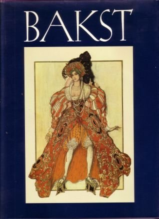 Japanese Theatre Costumes (Leon Bakst: Set and Costume Designs; Book Illustrations; Paintings and Graphic Works)