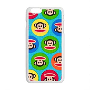 HUAH PaulFrank Case Cover For iPhone 6 Plus Case