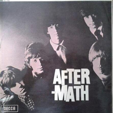 Aftermath (UK unboxed Decca stereo vinyl LP)