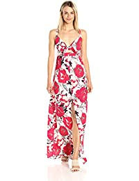 Women's Thorpe Floral Printed Maxi Dress