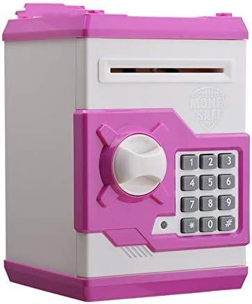 westtreg Hucha electrónica Hucha Caja de Seguridad Cajas de Dinero ...