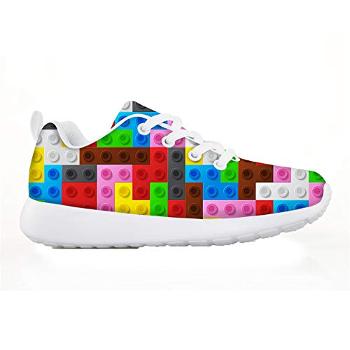 Moda Unisex 3 Tetris Bambini Coloranimal per 4w7SqqH