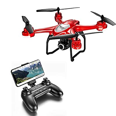 Drone Quadcopter Best Drone with Camera GPS Follow me by Super Joy