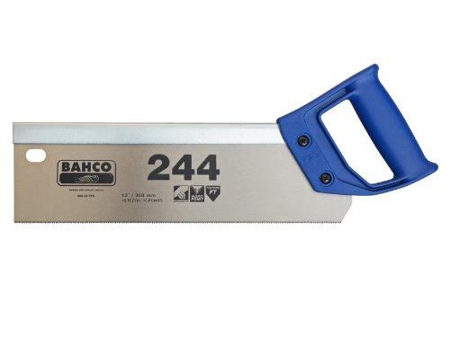 Bahco 244-12-Ten Tenon Saw 300Mm - Fine Cut Tenon
