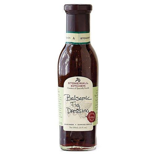 Stonewall Kitchen Dressing, Balsamic Fig, 11 Ounce made in New England