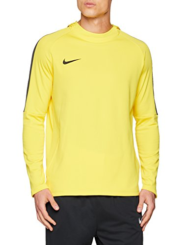 Pull Nike Yellow Hoodie anthracite black Tour Academy18 anthracite Homme qrrSwE