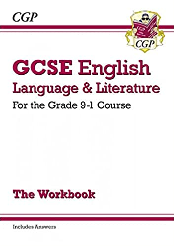 GCSE English Language and Literature Workbook - for the