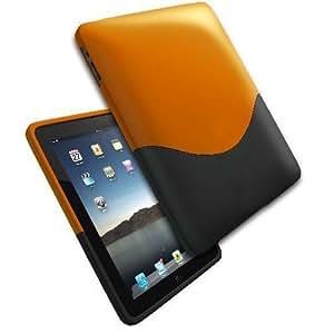 Luxe Case for iPad Orange/Black