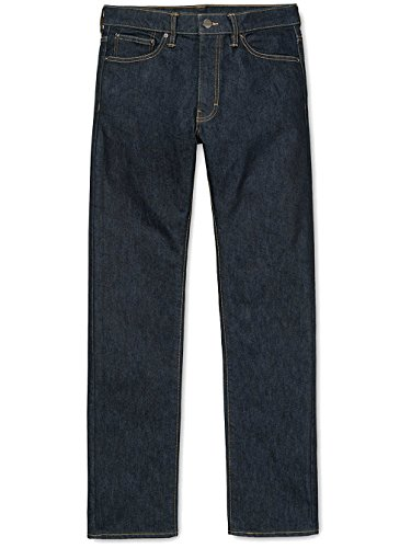 Carhartt Rodney Pant, Jeans para Hombre Blue