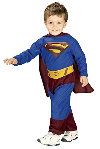 Superman Returns Jumpsuit And Cape Superman, Superman Print, 1-2 Years -