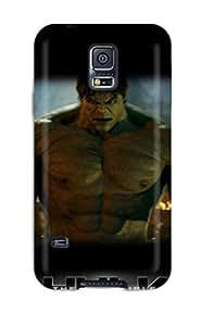 New Style 2773875K31765358 Premium Protective Hard Case For Galaxy S5- Nice Design - Hulk