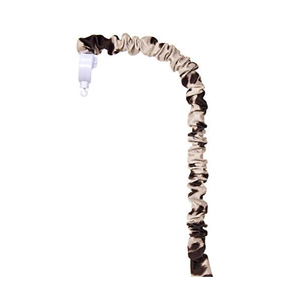 Glenna Jean Cow Hide Mobile Arm Cover 54″, Crib, Baby Nursery