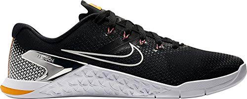 Black Scape Outdoor per Metcon White Uomo m Sport 4 Yellow NIKE x06F4