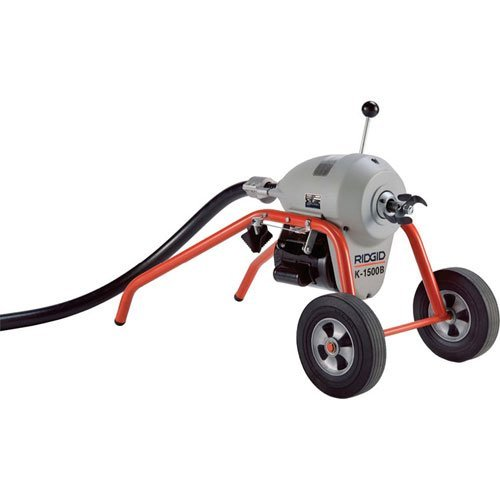 Ridgid 23692 K1500A Drain Cleaning Machine by Ridgid