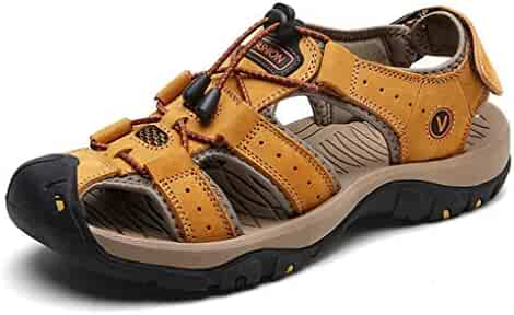 3da2bd884c29f Shopping Yellow - 3 Stars & Up - $25 to $50 - Sandals - Shoes - Men ...