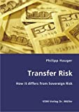 Transfer Risk, Philipp Hauger, 3836411091