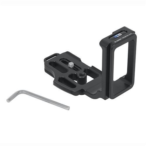 Kirk L-Bracket for Nikon D800 and D800E ()