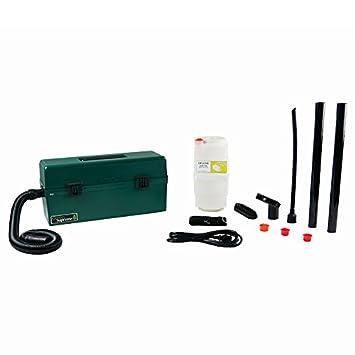 Amazon.com - Atrix - VACGRNS Green Supreme Vacuum Renovate, Repair, and Paint (RRP) Certified Vac - Canister Vacuums