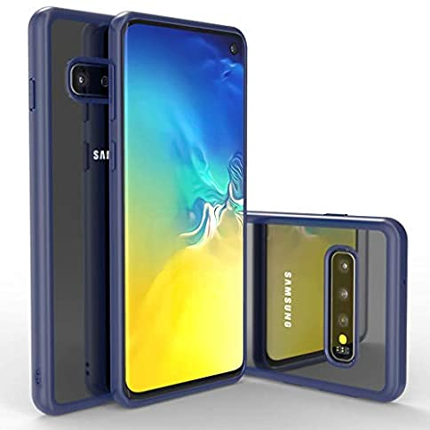 - 41wWA sHC7L - BRIGHTSHOW Samsung Galaxy S10 Case – Protective Clear Case Cover for Samsung S10-360° Protection Slim Design – Practical & Elegant – Shock-Proof & Non-Slip – Premium Quality Durable Material