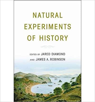 [(Natural Experiments of History)] [Author: Jared Diamond] published on (September, 2011)