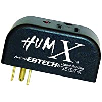 Ebtech Hum X, Hum Exterminator, Remove Audio Ground Hum ( 1 PACK ) BY NETCNA