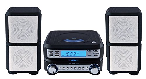 sylvania-compact-hi-fi-cd-player-micro-system-with-stereo-am-fm-radio-and-alarm-function-black