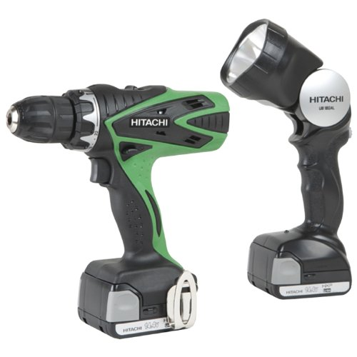 Hitachi DS14DSFL 14.4-Volts Lithium-Ion 1.5 Amp Cordless Drill Driver  (Discontinued by Manufacturer)