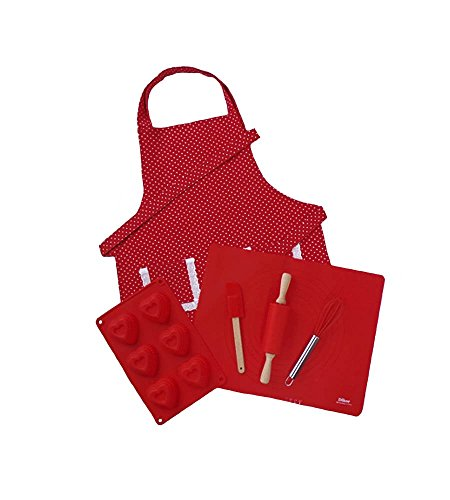 kid apron for baking - 8