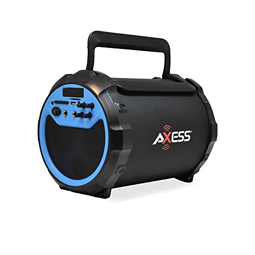 AXESS SPBT1034 Portable Bluetooth