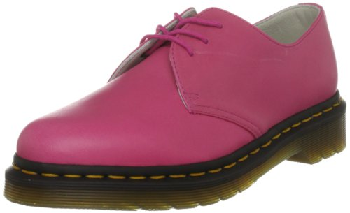 (Dr. Martens Women's 1461 Oxford, Raspberry, 9 M UK/11 M US)