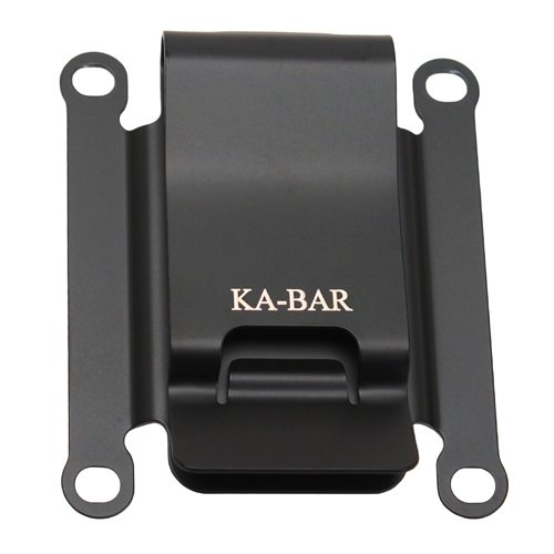Ka Bar Metal Belt Clip Knives