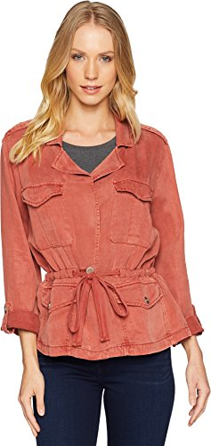 Safari Jacket Dress - Sanctuary Women's Desert Safari Jacket Terracotta Medium