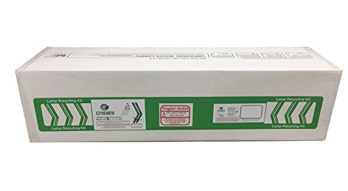 (Straight Lamp (4 Foot Jumbo) Recycle Kit (Bulb Disposal for up to 61 T12 Lamps or 132 T8 Lamps))