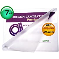 7 Mil Letter Laminating Pouches 9 x 11-1/2 Laminator Sleeves Qty 100