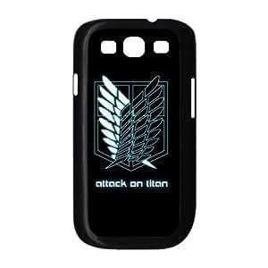 customized Attack on Titan for SamSung Galaxy S3 I9300 case S3-brandy-140041 WANGJING JINDA