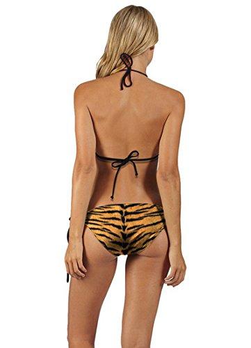Thenice - Conjunto - para mujer tigre