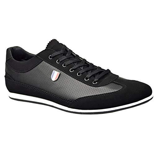Pour Homme Classydude Noir Baskets Mode qxTT6Cw
