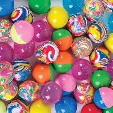 Small World Express - Hi-Bouncy Balls 38mm Pack of 72