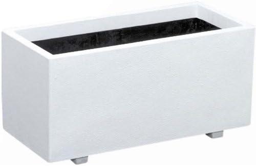 エフプランター 鉢-ホワイトプランター-L-ホワイト