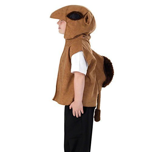 Charlie Crow Camel T-shirt Style Costume for Kids