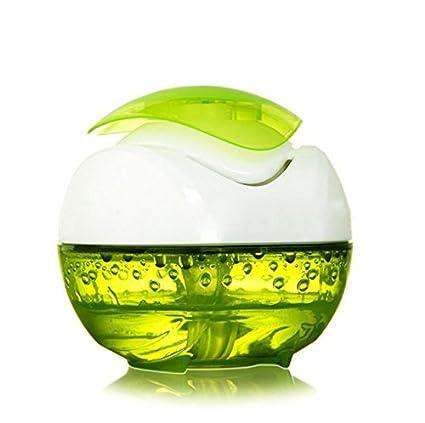 JQ Luftbefeuchter Ohne Nebel Aromatherapie Usb Mini Mute Auto Luftreiniger,Grün,Einheitsgröße