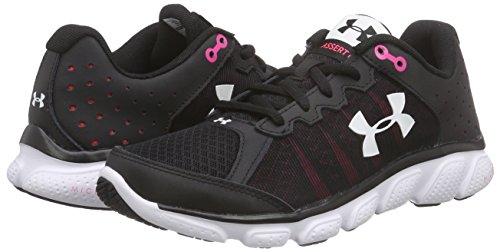 Course Femme Armour Micro Assert Bonbon Noir Rose Ua black Chaussures W Under 6 G De Fwvzzd