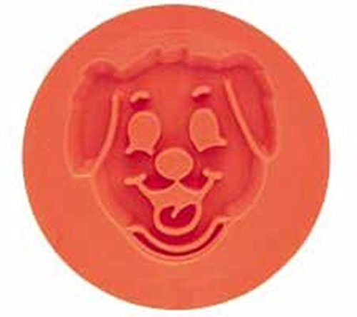 Wilton Adorable Puppy Dog Face Cookie Cutter Stamp