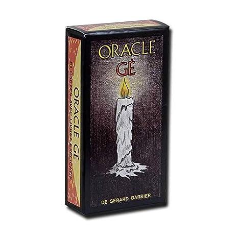 Juego de 61 cartas : Oracle Gé [importado de Francia]