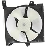 MAPM Premium SENTRA 95-97 RADIATOR FAN SHROUD ASSEMBLY, A.T.