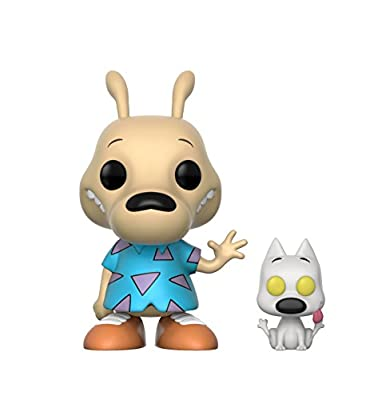 Funko Pop Television Modern Life-Rocko (Styles May Vary) Collectible Figure from Funko